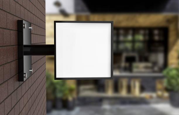 Signboard on the wall empty square light box mockup signage board led picture id961726456?b=1&k=6&m=961726456&s=612x612&w=0&h=81ljufczvdfyc0mbbfdn b5gohqzy1l1cr4qilovick=