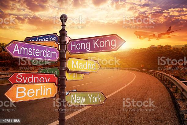 Signboard with directions to countries picture id497511588?b=1&k=6&m=497511588&s=612x612&h=4md v3 v21xurxwrmxpwgik3m7tomov0mnb9 y53yei=