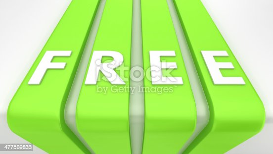 istock Signboard with word