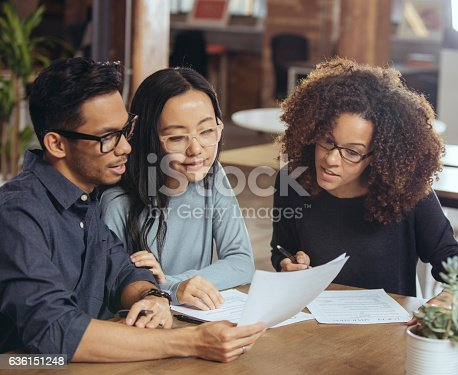 istock Signing a contract 636151248
