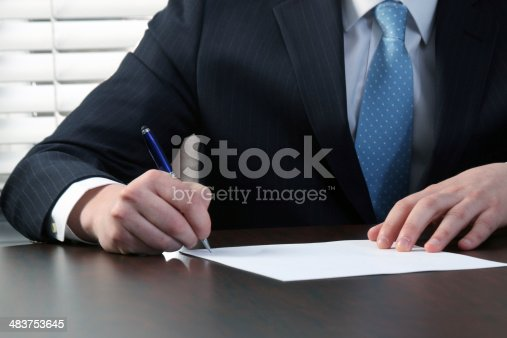638881988istockphoto Signing on the dotted line 483753645