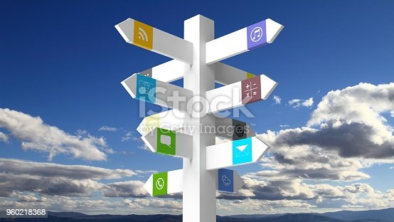istock Signpost 960218368