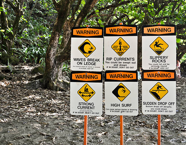 Signs of Danger  neicebird stock pictures, royalty-free photos & images