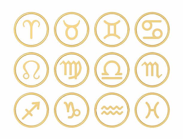 signs of the zodiac - boğa hayvan stok fotoğraflar ve resimler