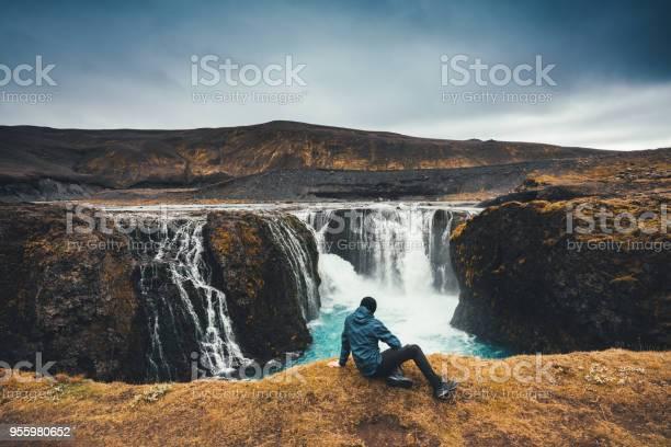 Photo of Sigoldufoss In Iceland