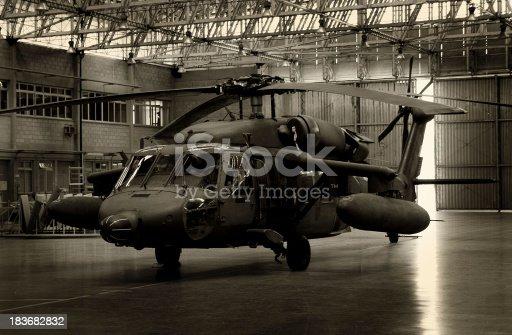 istock Sikorsky UH-60 Black Hawk 183682832
