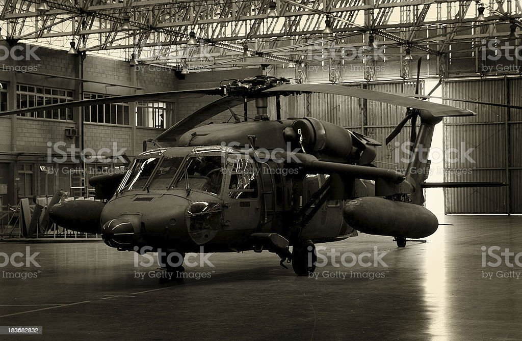 Sikorsky UH-60 Black Hawk stock photo