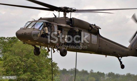 istock Sikorsky UH-60 Black Hawk 457828321