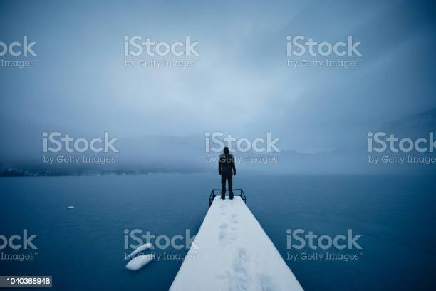 Photo of Silence By The Frozen Lake