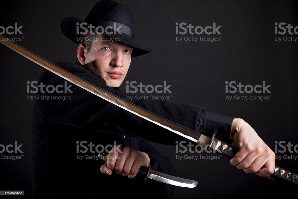 Silent killer royalty-free stock photo