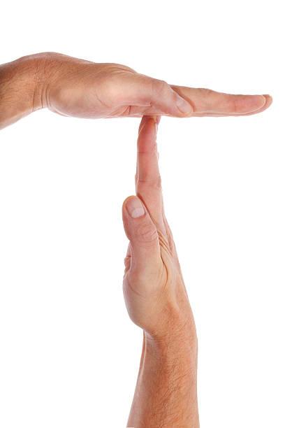 silent interromper ou parar o tempo gesto em branco - remote work imagens e fotografias de stock