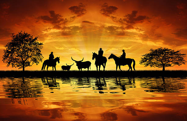 Silhouette cowboys with horses picture id178552274?b=1&k=6&m=178552274&s=612x612&w=0&h=we6vov6hg929lfmqrazdh10c8cbcc8suk6ilgsmiyku=