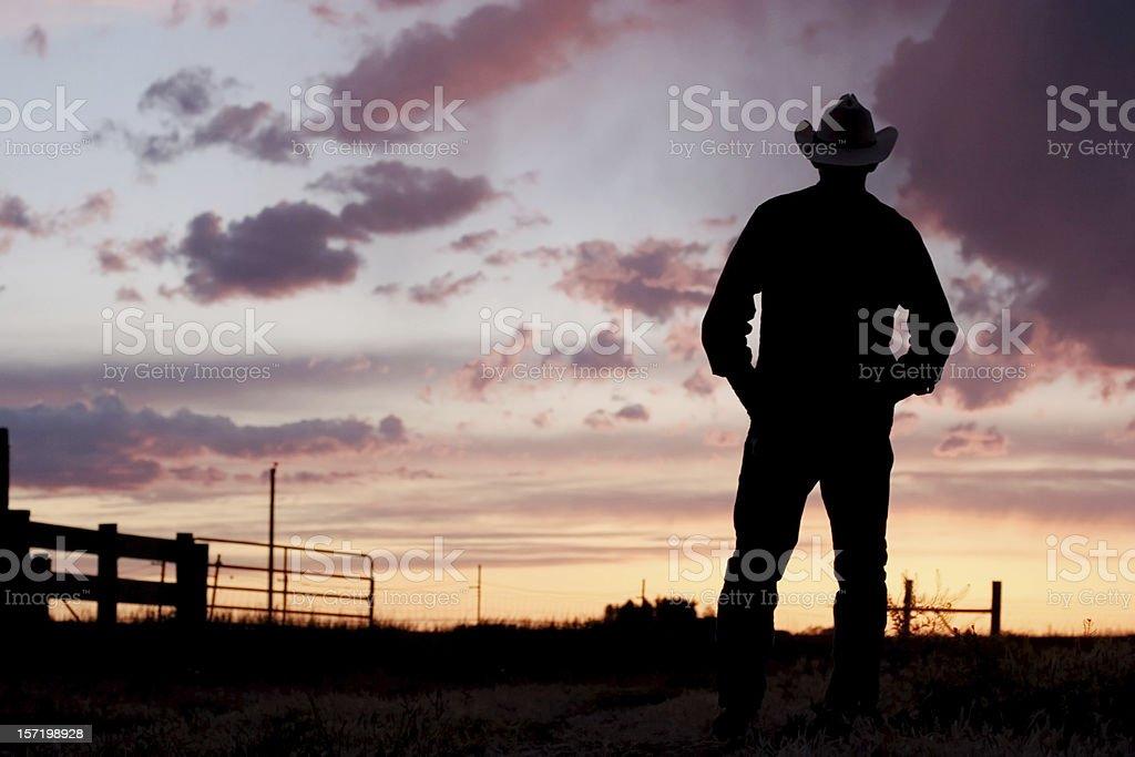 Kontur-Cowboy – Foto