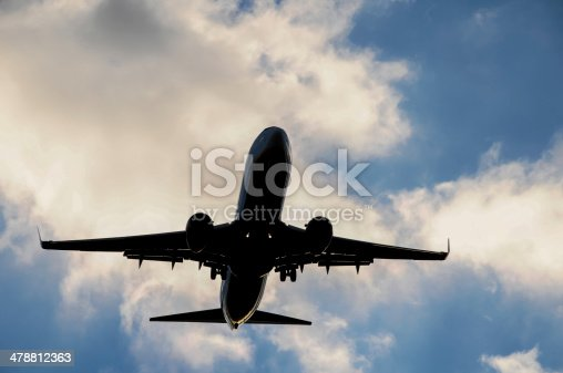 155439315istockphoto Silhouette of an Airplane 478812363