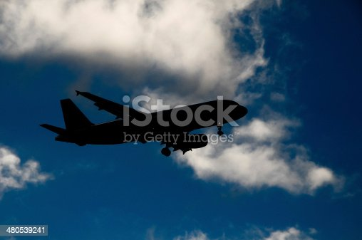 155439315istockphoto Silhouette of an Airplane 480539241