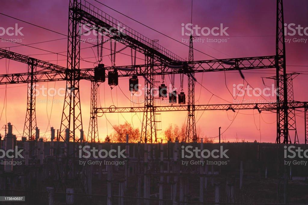 Energie-Station – Foto