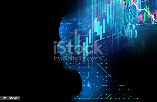 istock silhouette of virtual human on circuit pattern technology 3d illustration 934782034