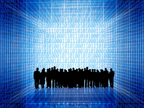 Silhouetted group of business people in binary codes picture id1173041442?b=1&k=6&m=1173041442&s=612x612&w=0&h=n82a2jdtlp63gnbf1oz1  hsd5fb75ii5a54  uvgwo=