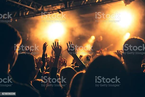 Silhouettes of concert crowd in front of bright stage lights picture id629556336?b=1&k=6&m=629556336&s=612x612&h=vnnvpftsuvcdhygjhbehaa07nnoxzm6d3p4kkzxrccw=