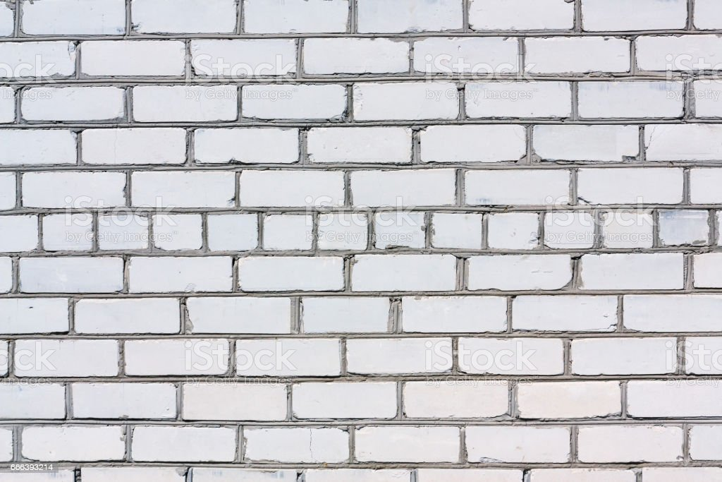 Silicate brick wall stock photo