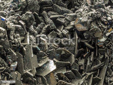 Silicon carbide artificially grown