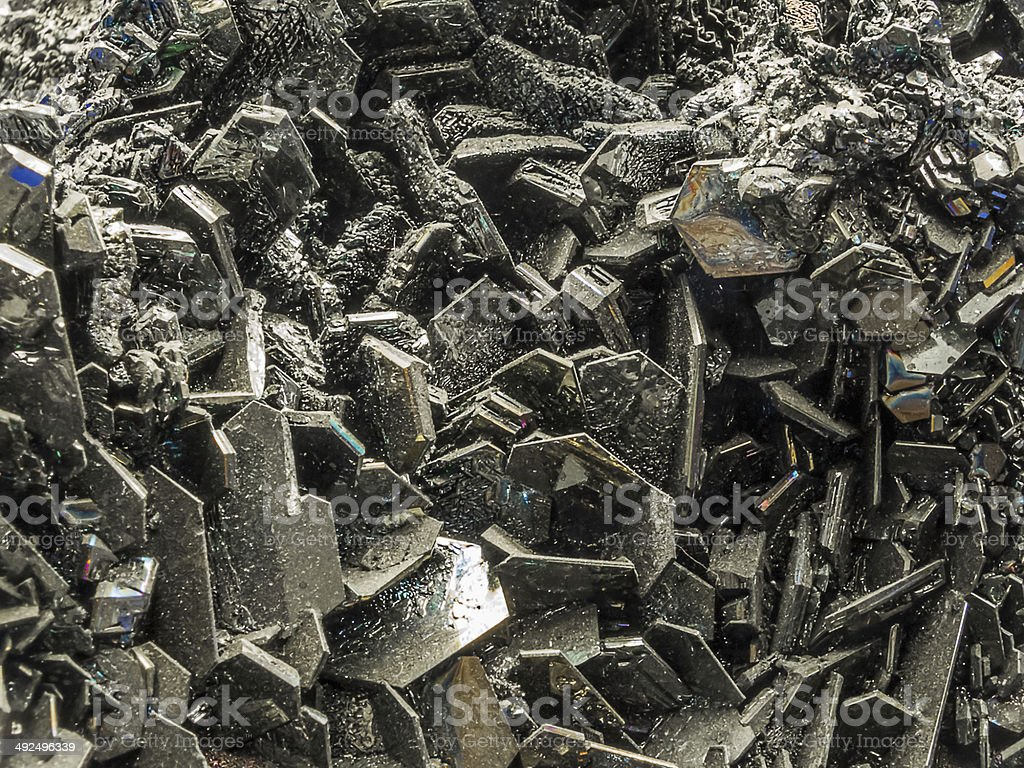 Silicon Carbide stock photo