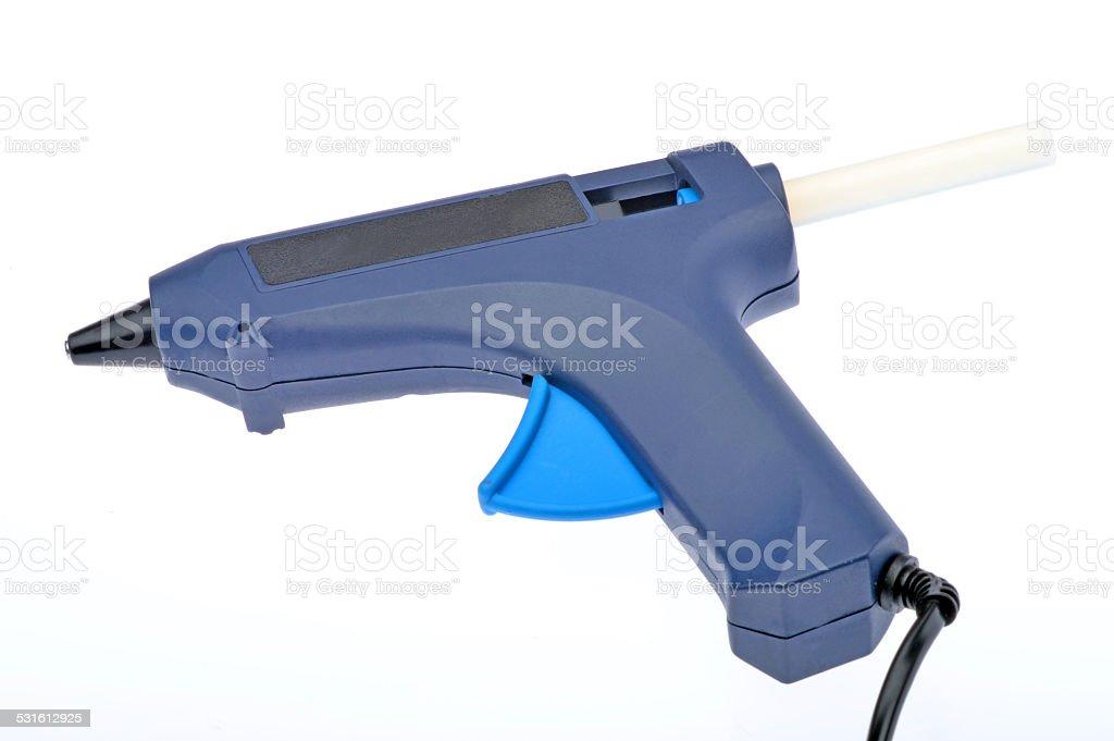 silicon gun stock photo