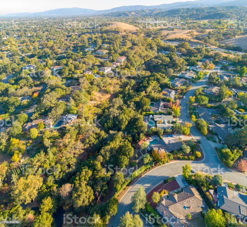 Silicon Valley - foto stock