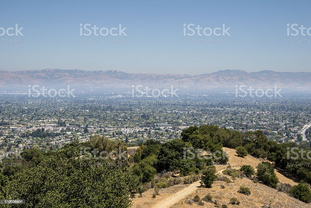 Silicon Valley stock photo