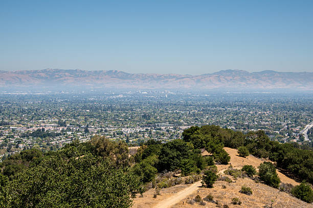 silicon valley - dally stock pictures, royalty-free photos & images