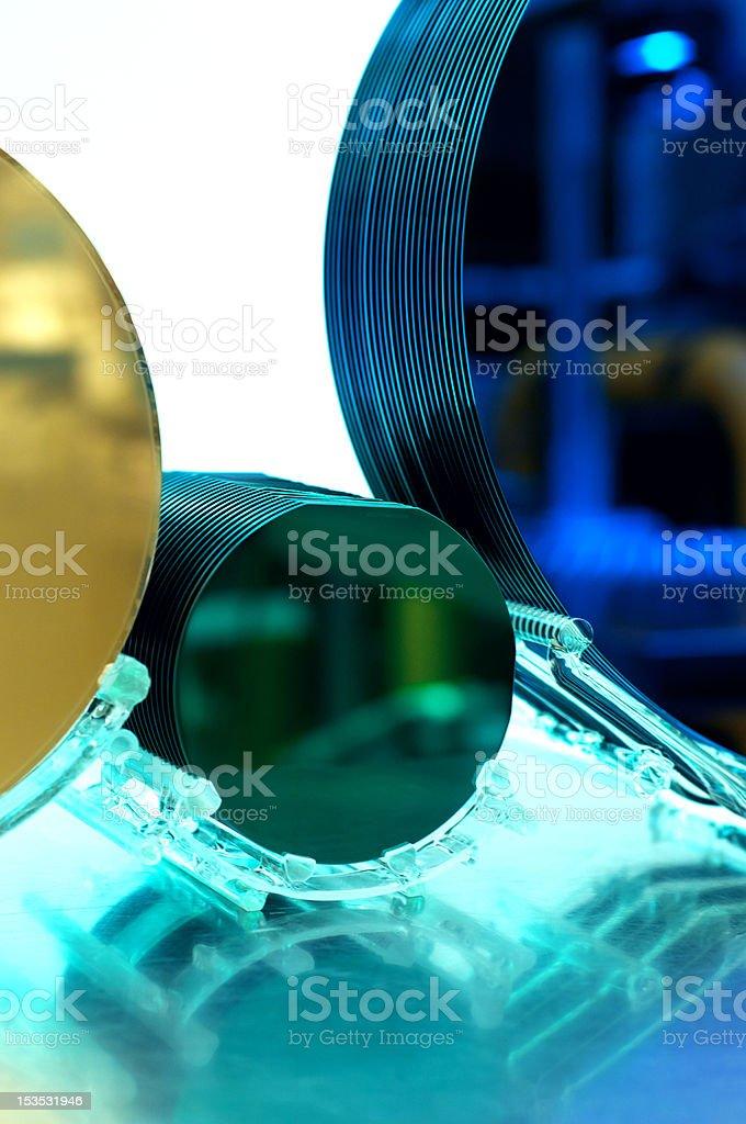 Silikon-Waffel – Foto