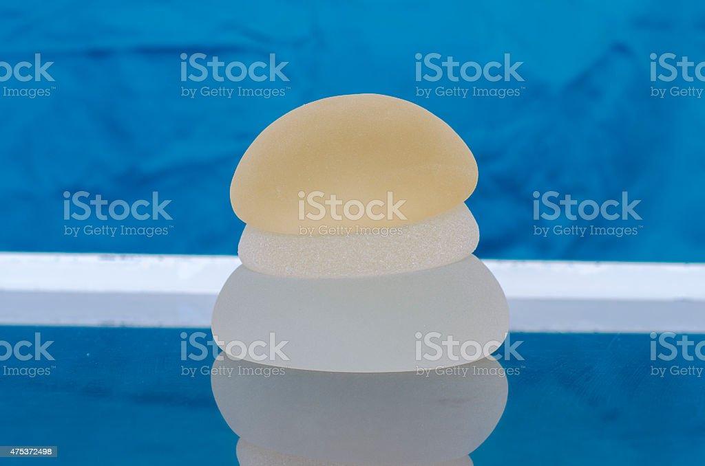 Silikon Brustimplantat – Foto