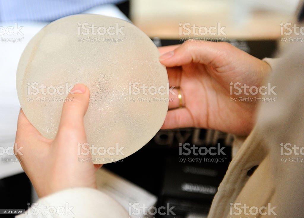 gel de silicona - foto de stock