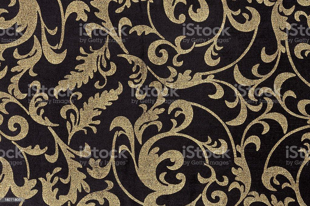 Silk Fabric Background royalty-free stock photo