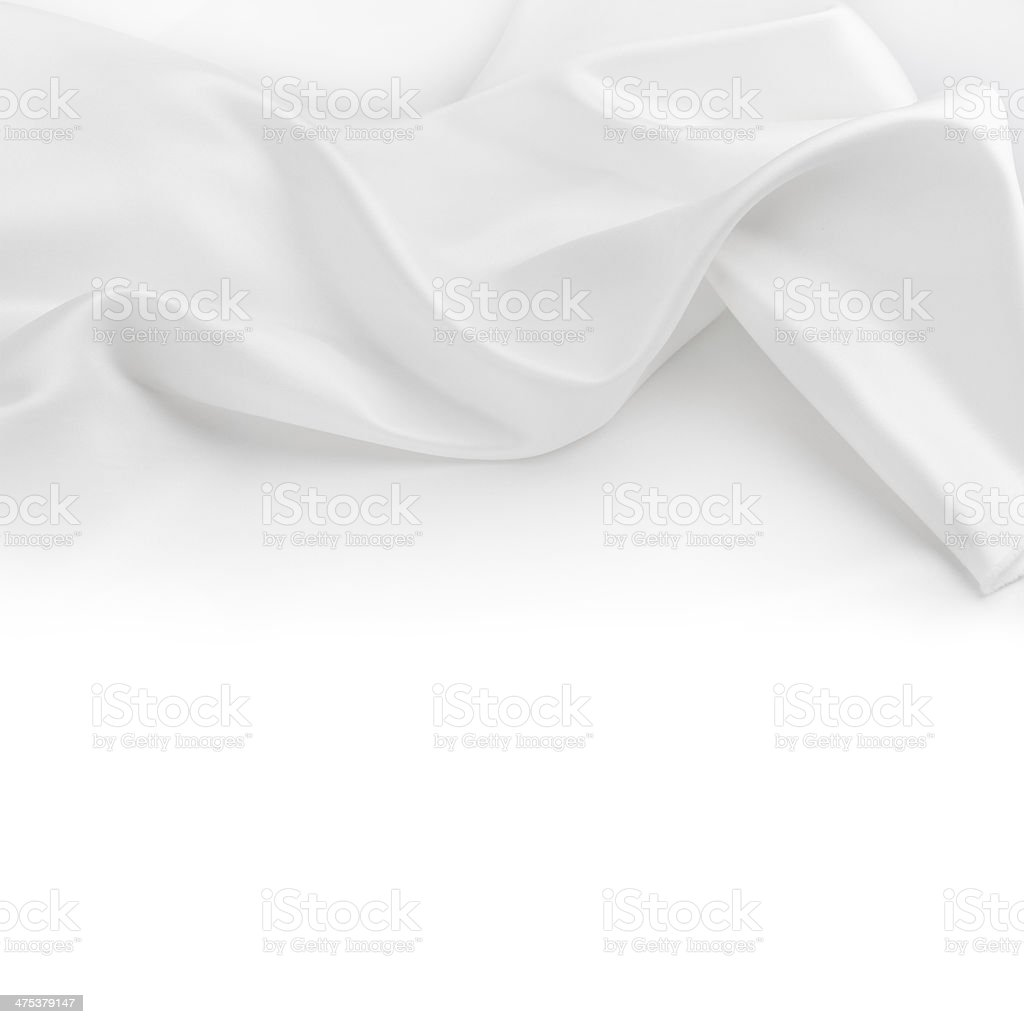Silk stock photo