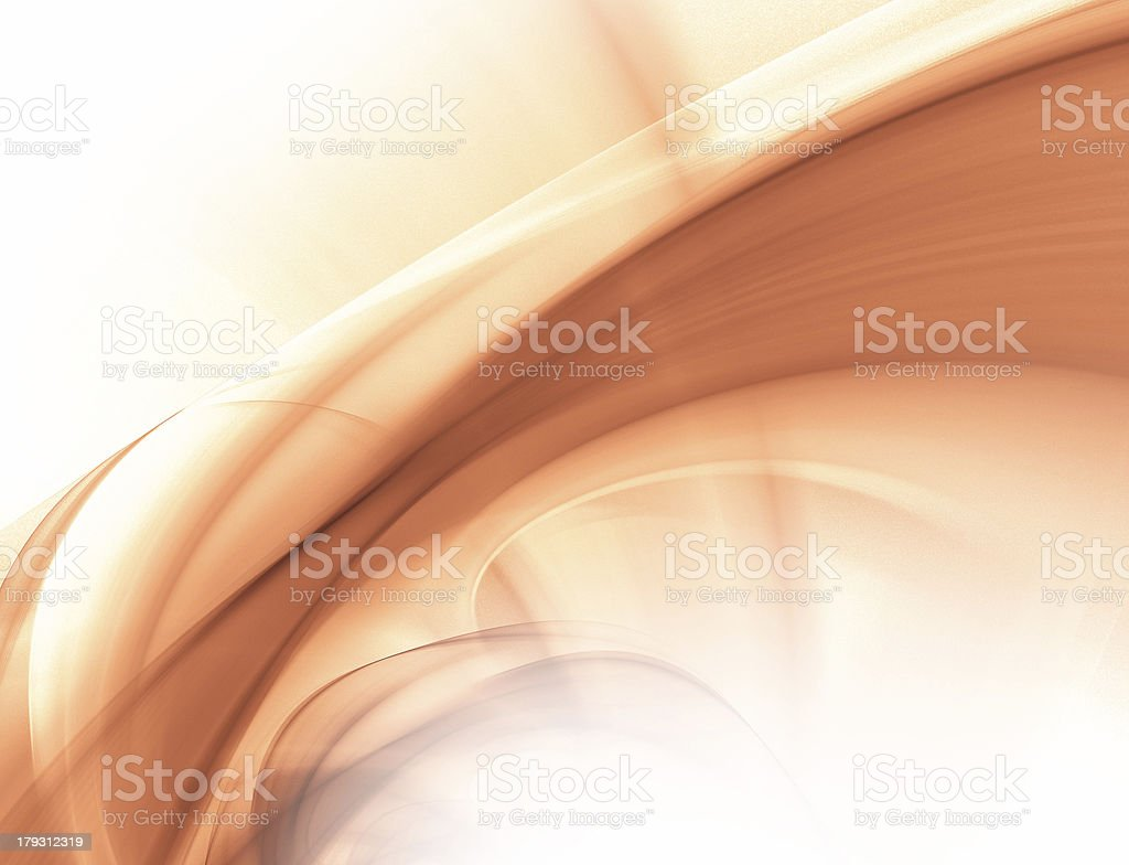 Silky Brown Background stock photo