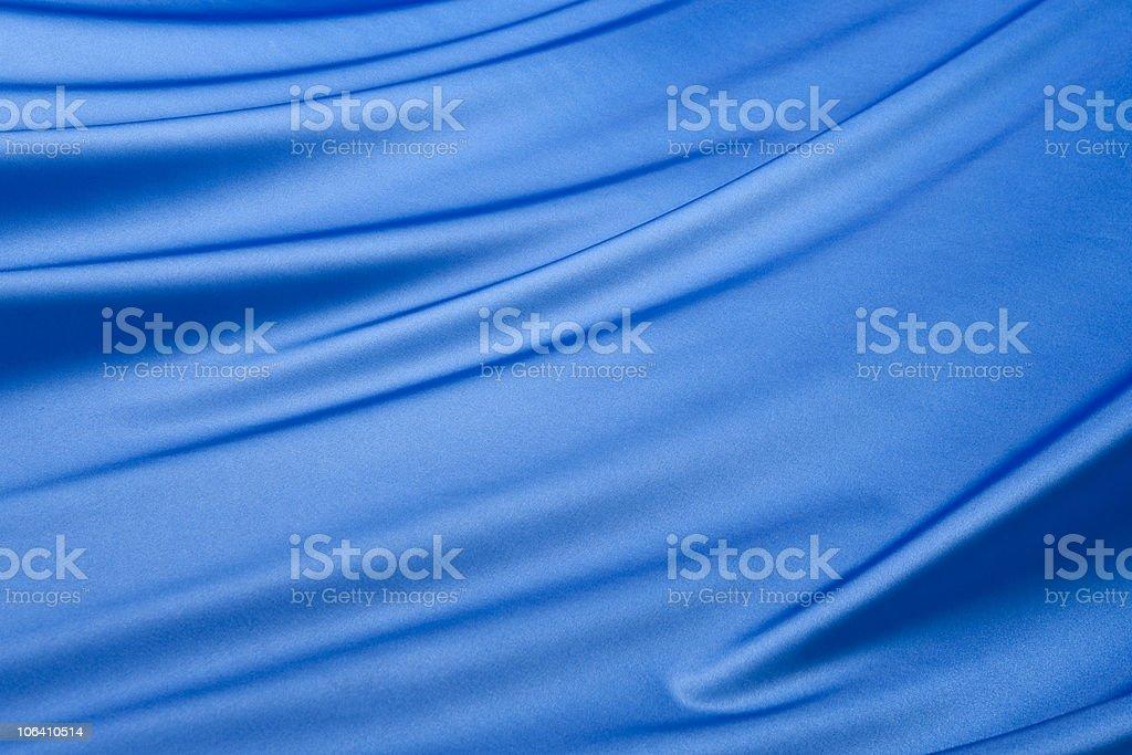Silky fabric stock photo