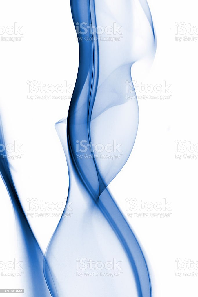 Silky Wave royalty-free stock photo