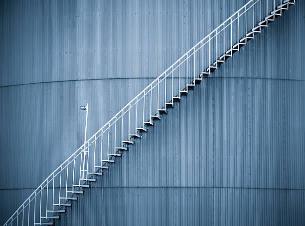 Silo escalier - Photo