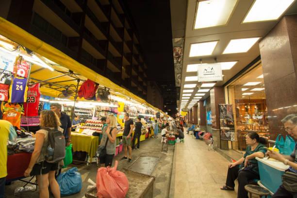 Silom Nachtmarkt – Foto