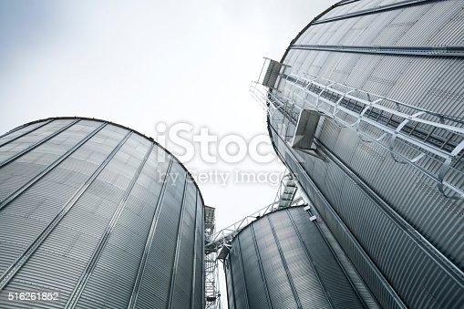 Silos Towers