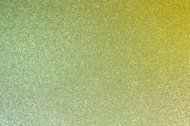 Silver and old gold glitter backgeound stock photo