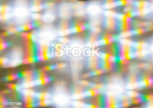 istock Silver and White Border Holographic  Background for Anniversary, Birthday or Christmas 1171577085