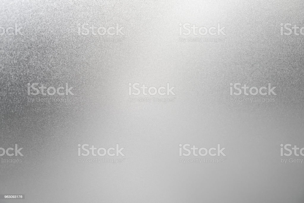 Silver background white texture light color foil glitter sparkle shiny metal wall dust paper luxury elegant abstract concept bright cardboard backdrop pattern - foto stock