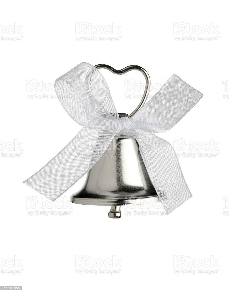 Silver Bell stock photo