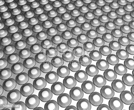96897092istockphoto Silver dots pattern background 105632096