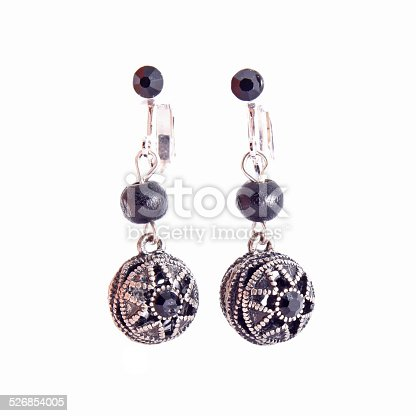 istock silver earrings 526854005