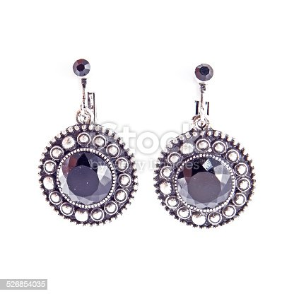 istock silver earrings 526854035
