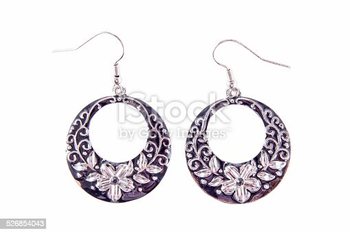 istock silver earrings 526854043
