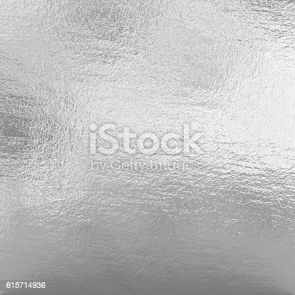 Silver foil texture or background